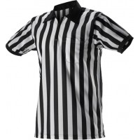 Official 02: Adult Athletic Official Short-Sleeve Jersey